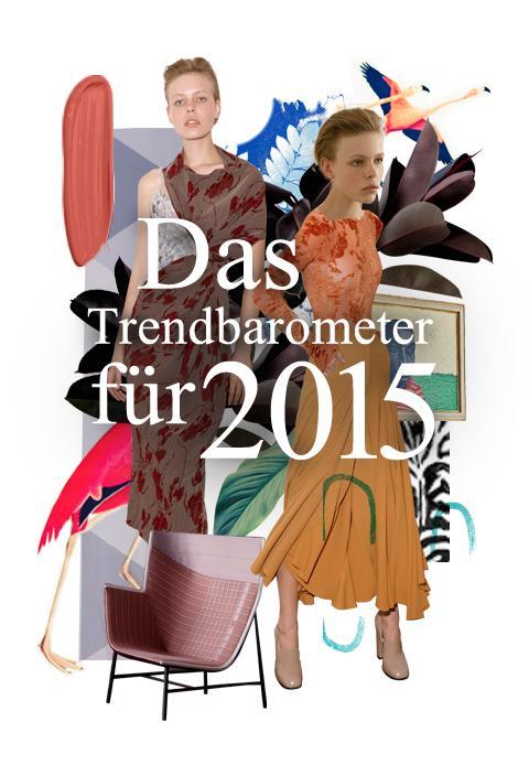 Das Trendbarometer für 2015
