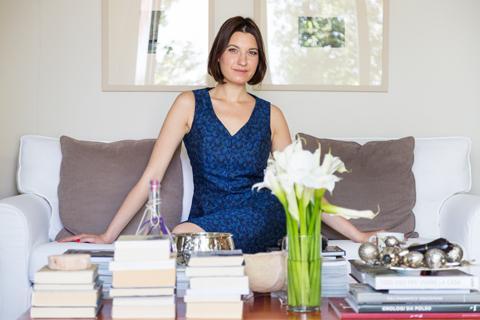 Zu Hause in Mailand bei Margot Zanni