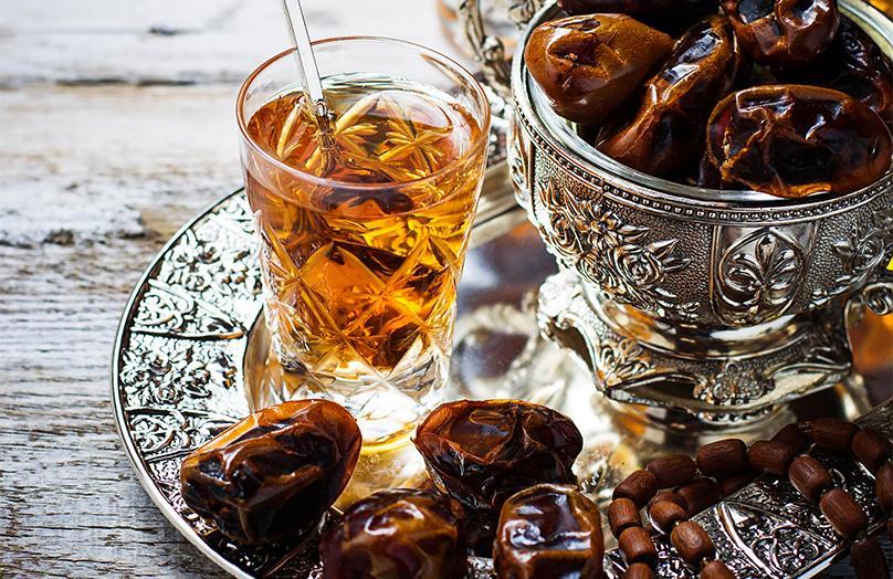 Eine marokkanische Teeparty