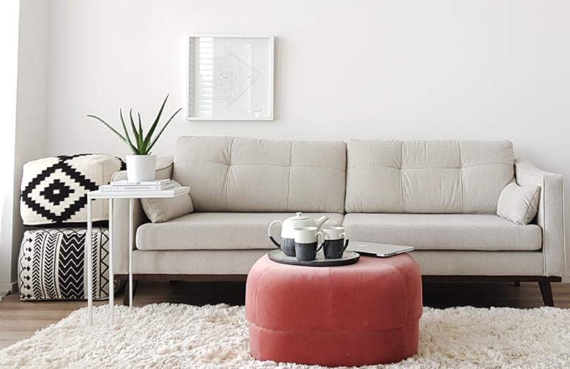 How to: mehr Sitzmöglichkeiten ins Wohnzimmer schummeln