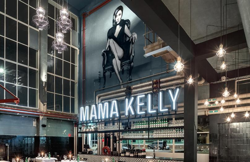Mama Kelly, mucho más que un restaurante