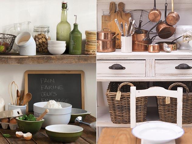 6 cuisines de saison
