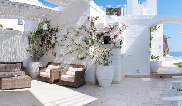 Estate in Salento - Hotel Don Ferrante - Terrazza
