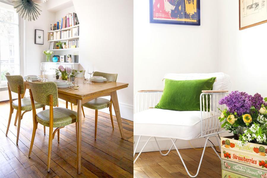 Casa, Dalani, Style, Parigi, Vivere a Parigi, Design, Casa-pastello