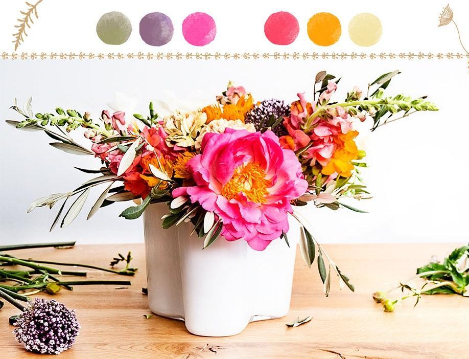 bouquet del mese giugno
