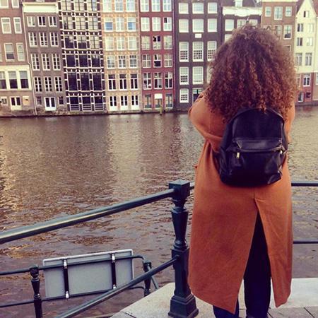Meet the editors: Mayra