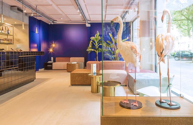 Hotel The Dutch: Miami Vice meets tropical paradise