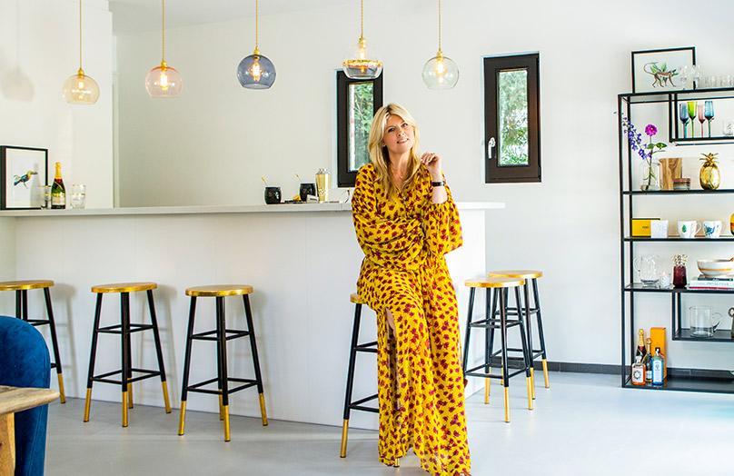De thuisbar make-over van Lonneke Nooteboom