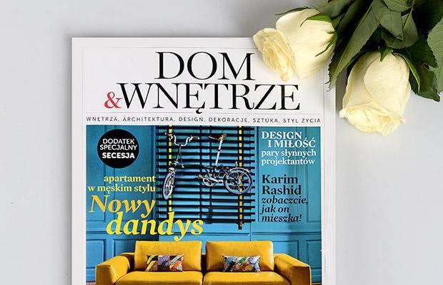 Luty w magazynie Dom&Wnętrze
