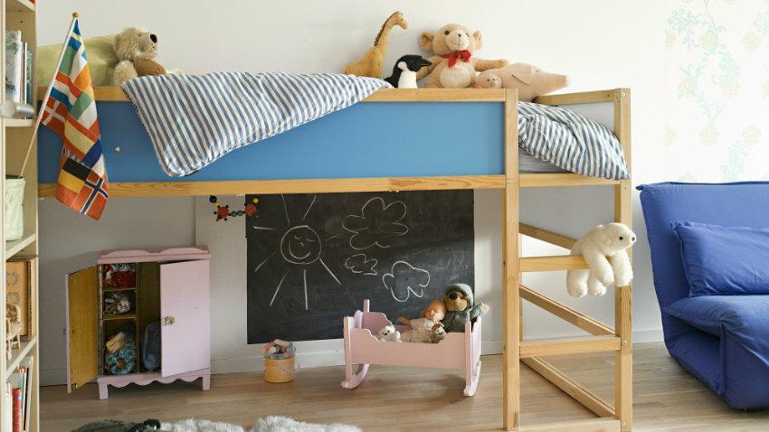 Letti a castello: i mobili più amati dai bambini - Dalani ...