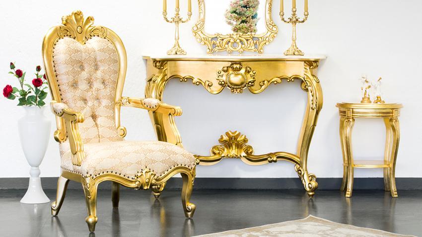 Barokní nábytek