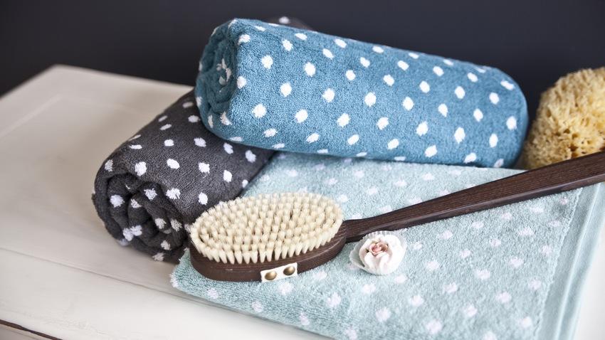 Froté ručníky