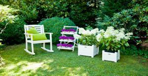 Jardines de primavera, ideas para decorar