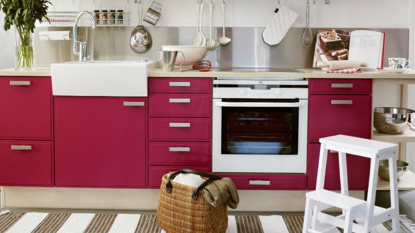Tiradores de cocina modernos
