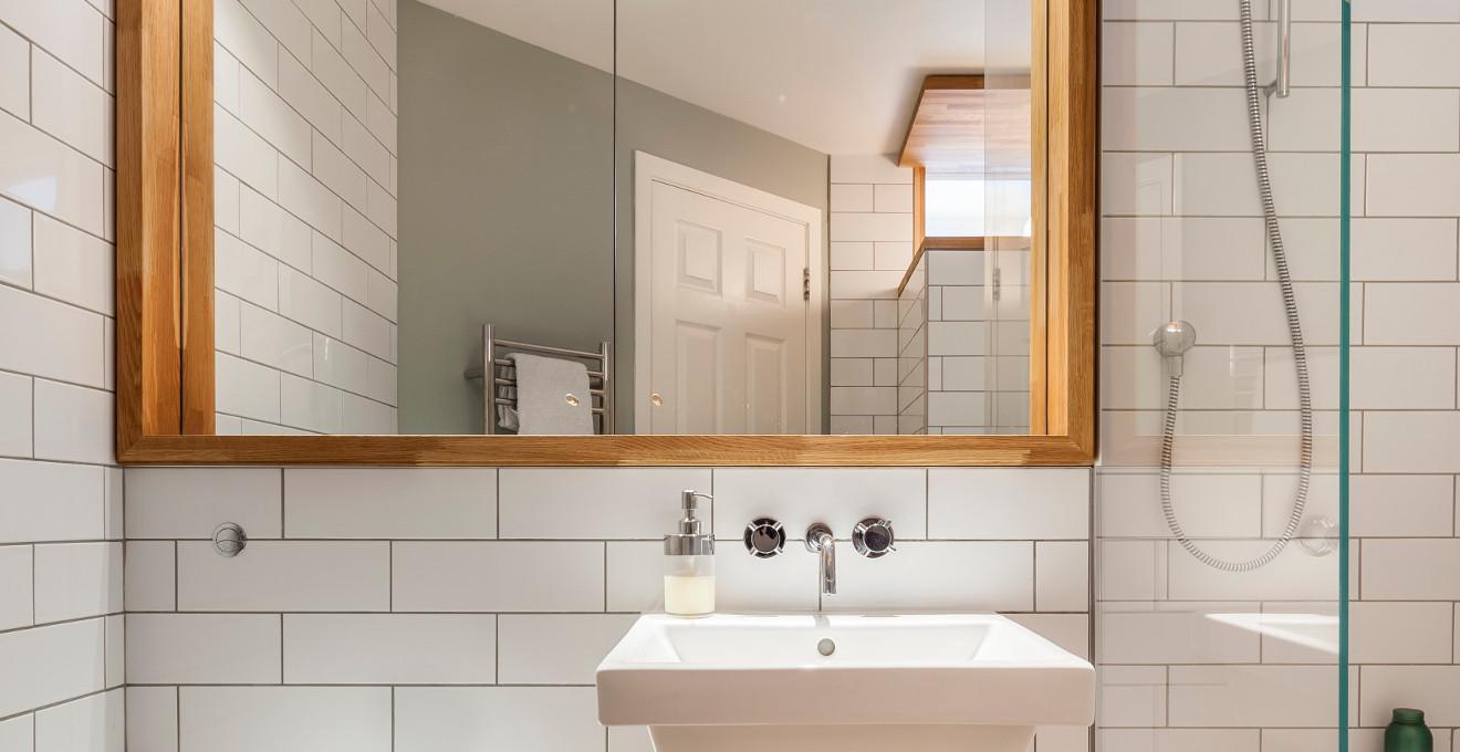 Armoire de toilette avec miroir
