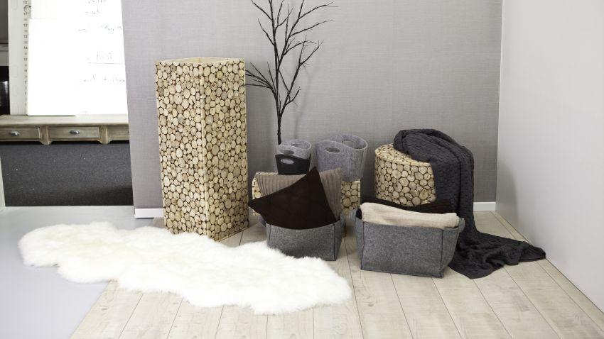 Tkaniny w stylu skandynawskim