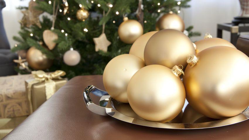 Onbreekbare kerstballen