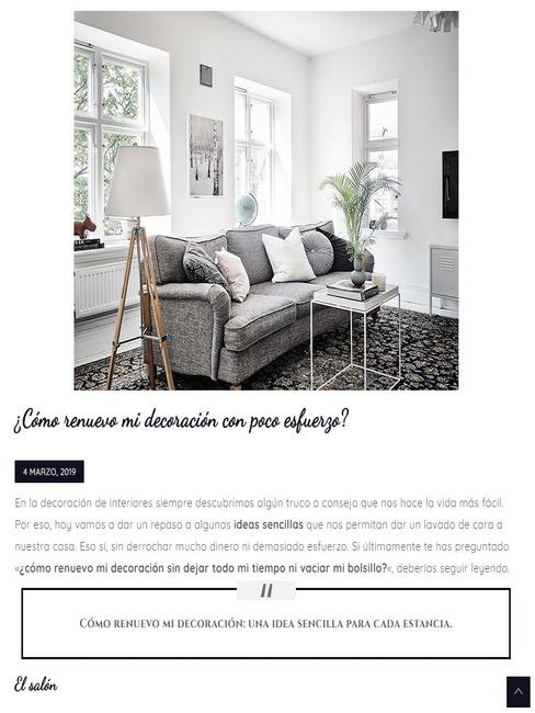 Screenshot decorar mi casa DIY