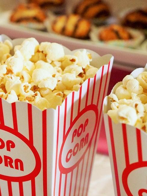 popcorn film per famiglie