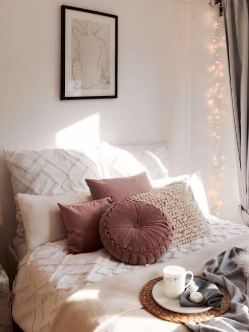 colori pareti camera da letto neutra