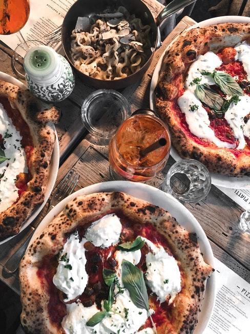 pizza con planetaria