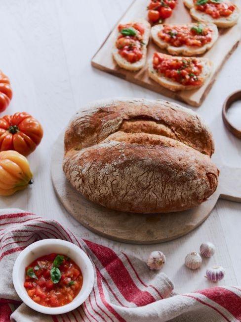 pane con planetaria