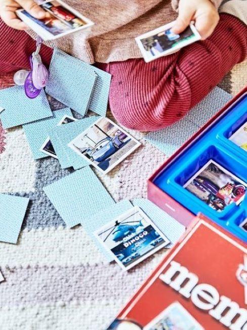 Speelgoed in de kinderkamer