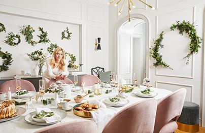 Vánoce u Delie Fischer