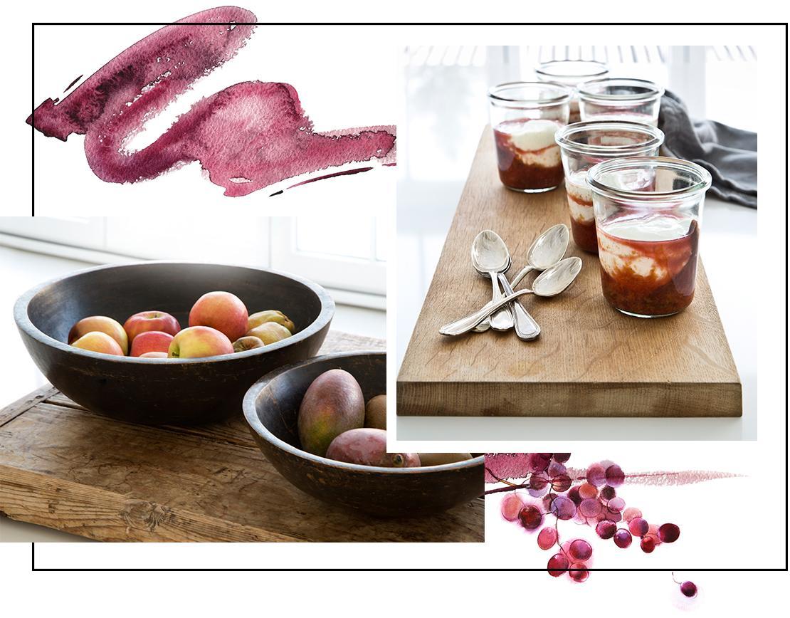 Blog Liebesbotschaft Küche Deko