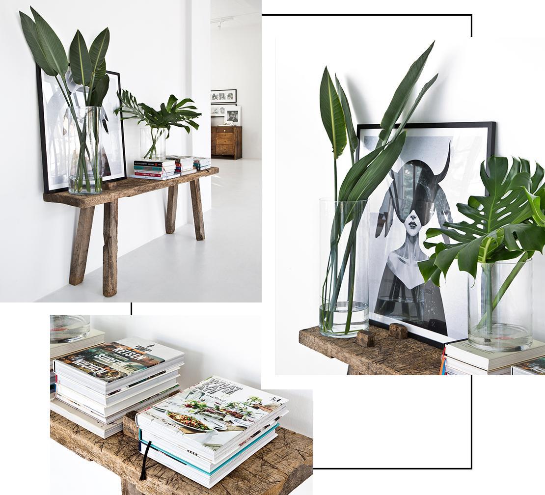 Blog Liebesbotschaft Pflanzen Buecher