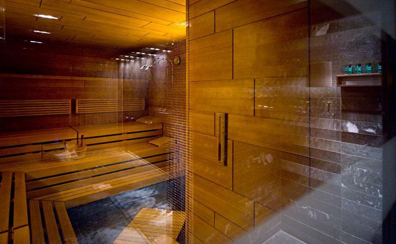 besten Spa Hotels in Deutschland Sofitel Sauna