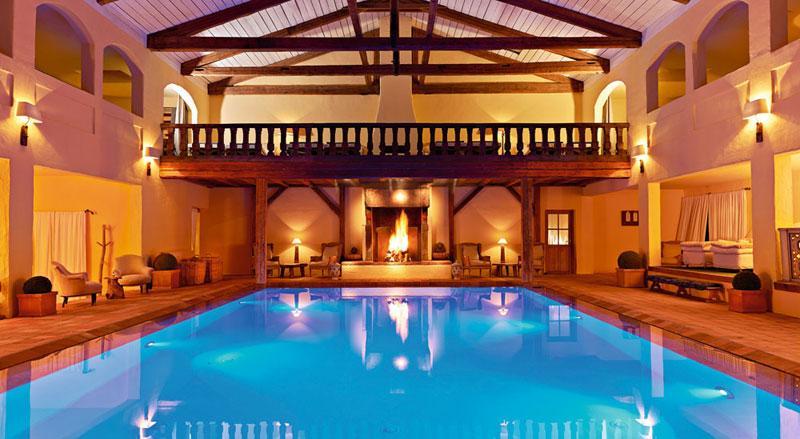 besten Spa Hotels in Deutschland Zur Bleiche Pool
