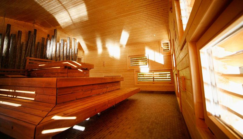 besten Spa Hotels in Deutschland Therme Bad Aibling Sauna
