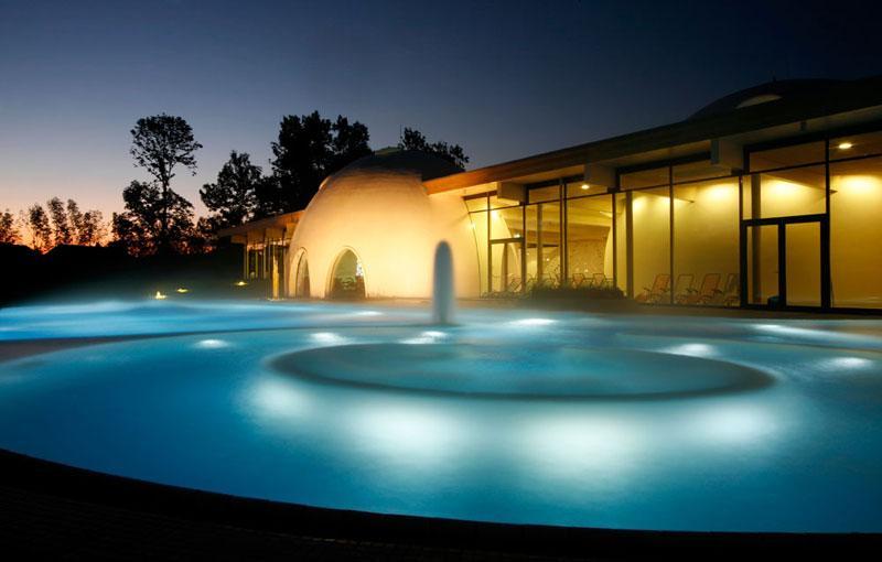 besten Spa Hotels in Deutschland Therme Bad Aibling