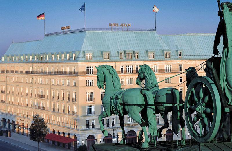 Adlon besten Spa Hotels in Deutschland