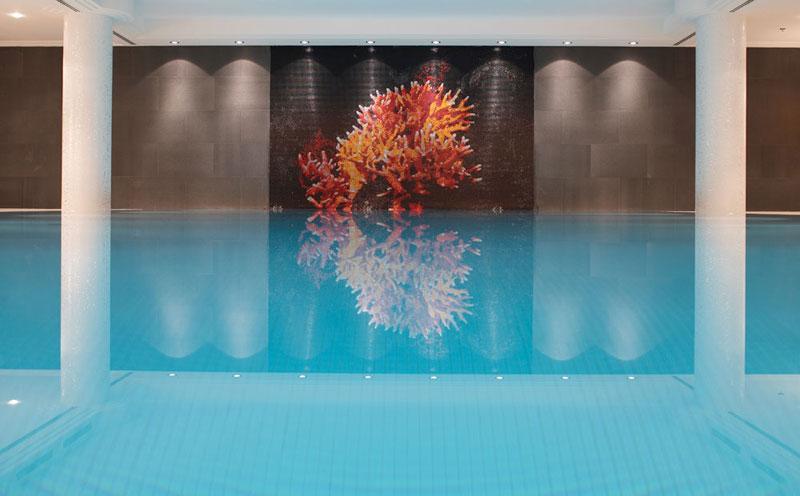 besten Spa Hotels in Deutschland Charles Hotel Pool