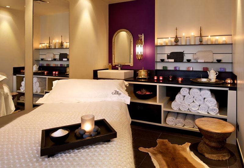 besten Spa Hotels in Deutschland The George