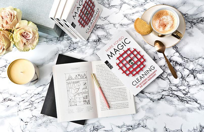 Die Magie des Aufräumens: 7 Aufräum-Tipps der japanischen Lifestyle-Expertin Marie Kondo