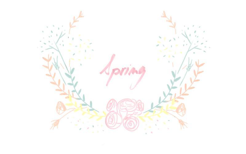 Déco de printemps
