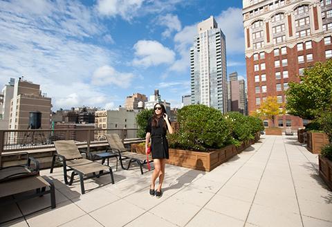 La vie new-yorkaise de la bloggeuse mode Bo Mulder