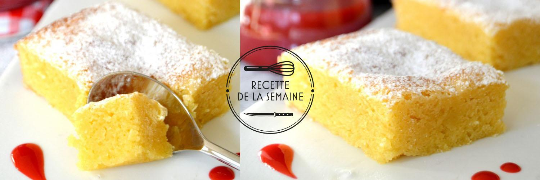 Gâteau au chocolat blanc et framboise vu par le blog Del's Cooking Twist