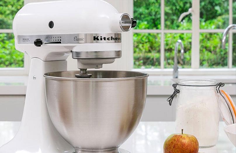 KitchenAid : mythique et indispensable