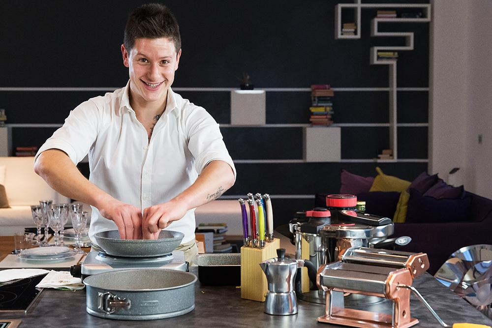 Simone-finetti, Masterchef, Ricette, Cucina, Tv, Mise-en-place