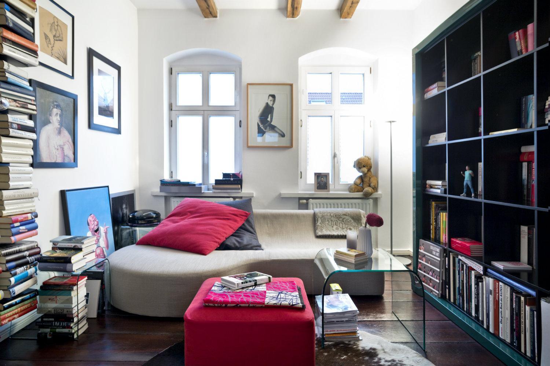 Dalani casa eccentrica living