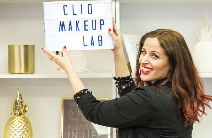Vi presento il mio nuovo ufficio: ClioMakeUp Lab