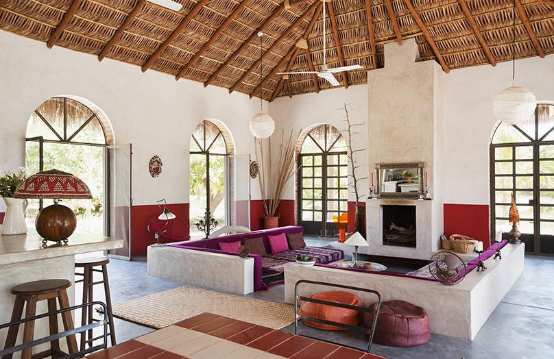 Viva la Vida! - Una casa in stile Messico