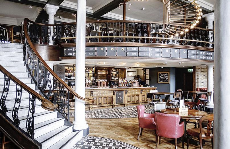 The Barrowboy & Banker - È a Londra il pub in stile Apothecary più cool