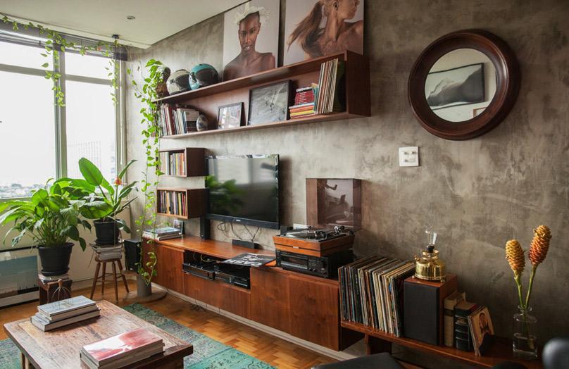 Wonen als een hipster: André Klotz
