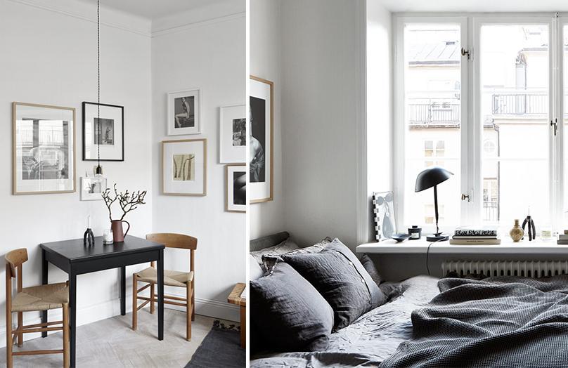 Een kijkje in het huis van interieurstylist Josefin Hååg