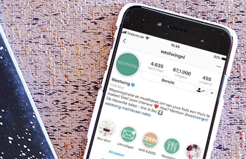 Inspired by Instagram! 7 dagen, 7 hashtags